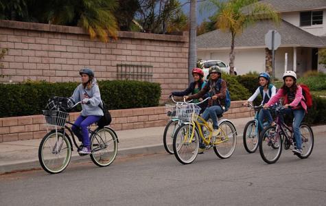 Savvy cycling circulates GHS