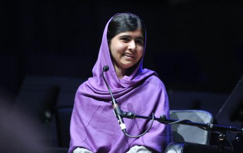 Malala Yousafzai: the modern super woman