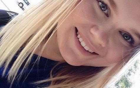Olga Pietila, Finnish exchange student