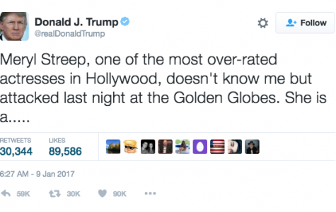 Meryl Streep's Controversial Speech at the 74th Golden Globe Awards