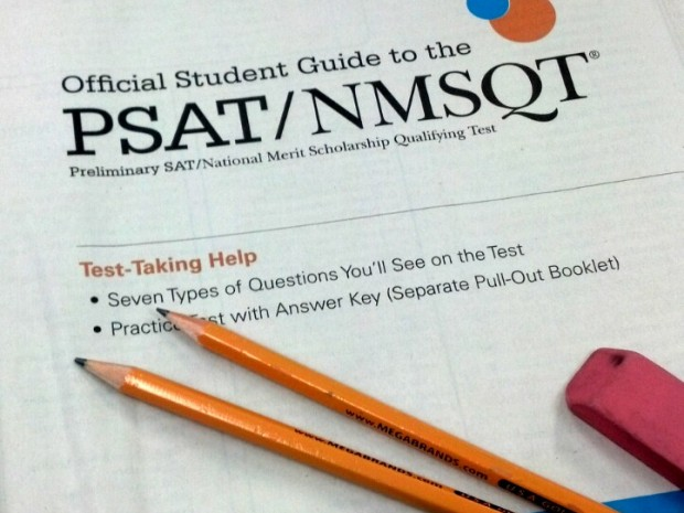 the psat what s the point voyager