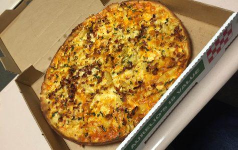 Mamma Mia, that's a pizza pie!