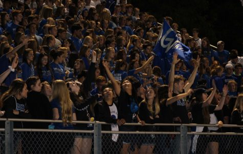 2016 Football Fan Sections: Geneva vs. Larkin
