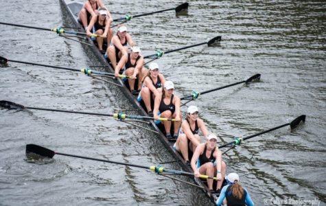 Rowing Her Way Through Life