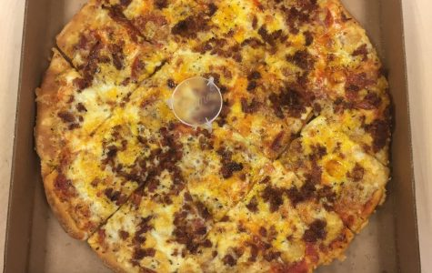 The Meat Me On State Street Pizza