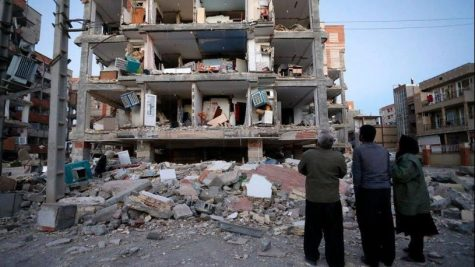 Iraq-Iran Earthquake