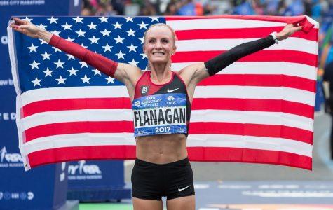 Record-breaking run at the NYC Marathon 2017