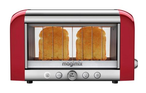 Are Clear Toasters a Needed Commodity?