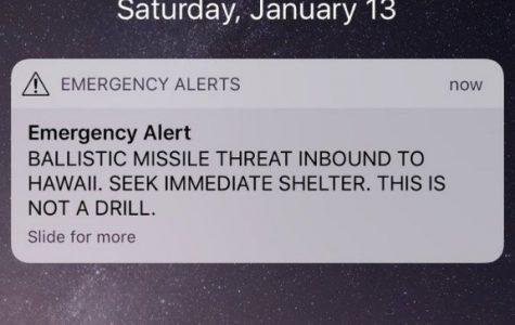 What caused the Hawaii ballistic missile false alarm?