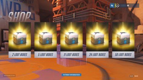 Loot boxes: a dangerous loop