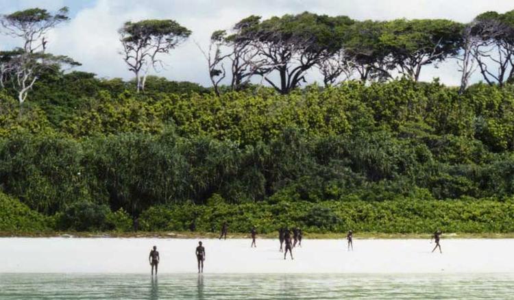 The Hidden Secrets of North Sentinel Island