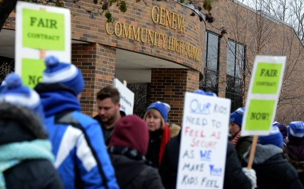Classes Set to Resume Tuesday Following Five-Day Strike