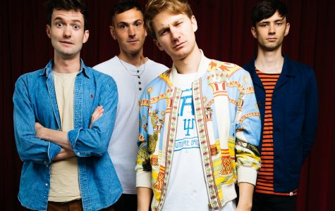 Fresh off the Turntable: Glass Animals