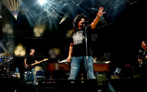 The Counting Crows and the 25 Years and Counting Tour