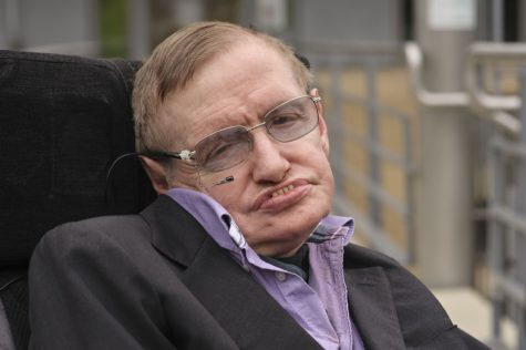 One Year Since the Death of Stephen Hawking