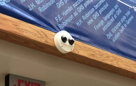 Cameras at GHS: Protection of Students or Invasion of Privacy