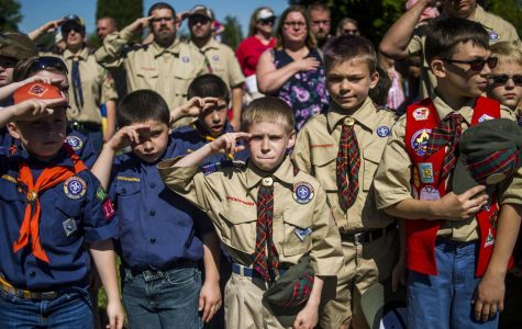 Boy Scouts Declare Bankruptcy